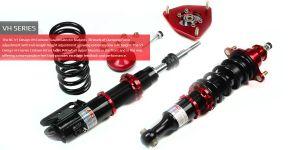 Honda Integra 90-93 DA5/DA9 BC-Racing Coilover Kit V1-VH