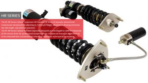 Toyota GT86 / Subaru BRZ 12+ BC-Racing Coilover Kit [HM]