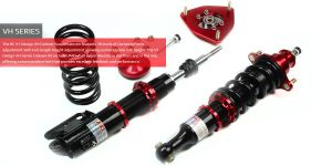 Toyota GT86 / Subaru BRZ 12+ BC-Racing Coilover Kit V1-VH