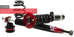 Renault Megane III RS 10+ DZF4R BC-Racing Coilover Kit V1-VA