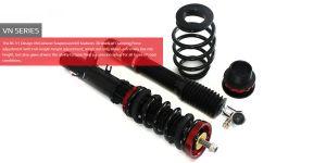 Skoda Fabia 07-14 5J BC-Racing Coilover Kit V1-VN